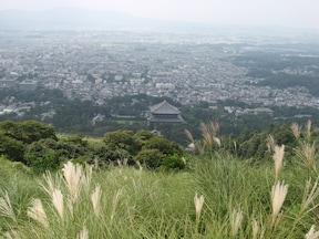 若草山(342m)