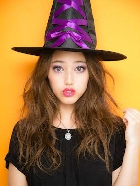 かわいい魔女メイクで、ハロウィンパーティーの主役に!