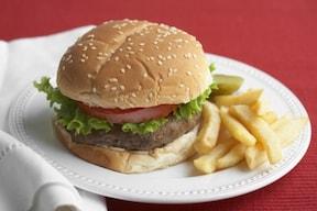 高炭水化物の食べ物を摂り過ぎない