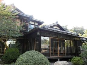 日本庭園カフェ『鎌倉sasho』