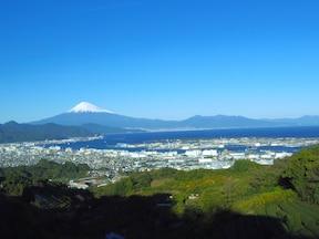 「一富士二鷹三茄子」のリアル体験?縁起がいい、静岡旅