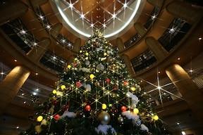 全国巡って選出!感動できる高級ホテルのクリスマスツリー10選