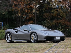 フェラーリ 488GTB/スパイダー