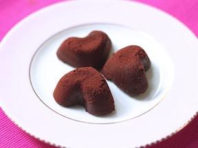 3つの材料で作る本格的な生チョコレート