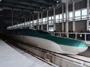 北海道新幹線の試乗会レポート