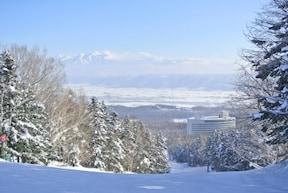 ラベンダーだけじゃない! 富良野で風水スキー