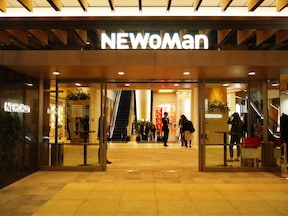 約100店舗が入店!『ニュウマン』ってこんなトコ