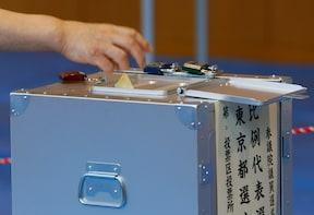 18、19歳に選挙権を引き下げ