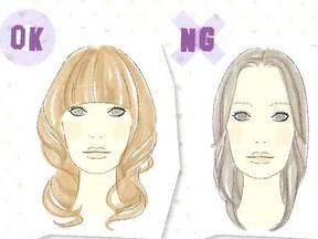 「前髪あり」×「顔まわりふんわり」スタイル