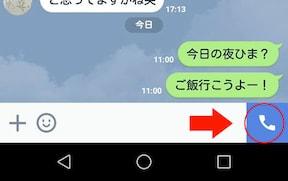 送信アイコンの機能を変更