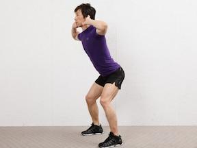 「グッドモーニング」は体をの裏をトータルで鍛えられる