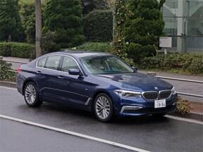 BMW 5セダン