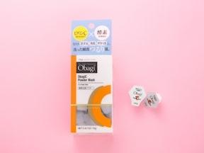 オバジC 酵素洗顔パウダー 0.4g×30個 1800円(税抜)