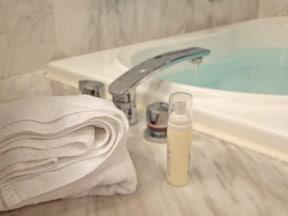 入浴+ストレッチのW効果