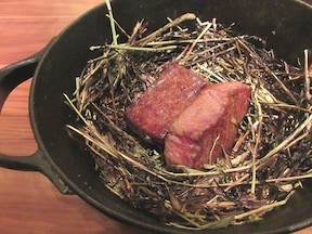 東京の旬の食材を味わう「NAMIKI667」(銀座)