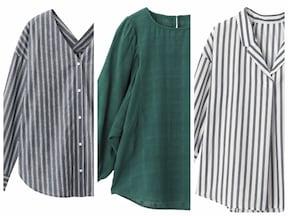 1990円なのに高見え!ママにぴったりのシャツ&ブラウス3選