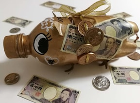 ペットボトル工作で子ブタのラッキー貯金箱!