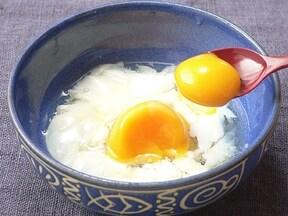 冷凍庫に入れて待てば出来る!簡単温泉卵レシピ