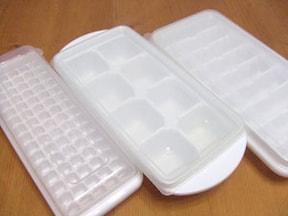 使い方いろいろ「蓋付き製氷皿」