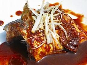 フライパンでちゃちゃっと! 鯖の味噌煮