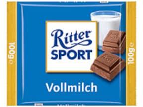 ドイツの人気No.1!Ritter Sport(リッタースポーツ)