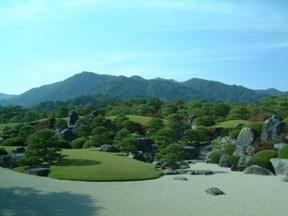 日本一美しい庭園、足立美術館