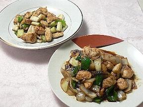 ささっとフライパンで☆たれ焼き鳥&塩焼き鳥レシピ