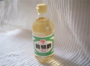 「酢水スプレー」お酢の殺菌力でカビ予防