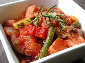 冷凍保存も出来るズッキーニの常備菜レシピ!