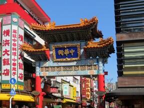 横浜中華街でランチや食べ歩きグルメを堪能