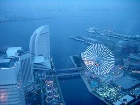 横浜ロイヤルパークホテルの魅力