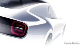ホンダ Honda Sports EV Concept