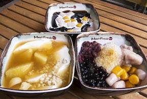 【中華街】MeetFresh 鮮芋仙:かき氷(1200円)
