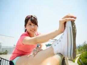 激しい運動より食後のウォーキングで血糖値の上昇を穏やかに