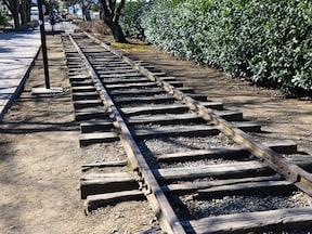 都内の鉄道廃線跡をめぐる1日はいかが?