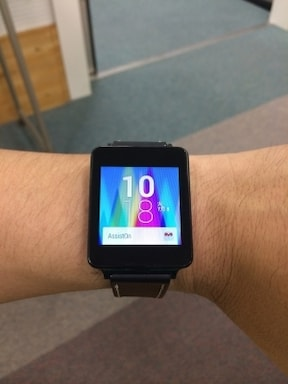 「Android Wear」