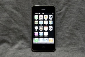 Apple「iPhone 3G」(2008年)