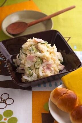 簡単 レシピ ポテト サラダ