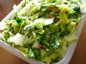レタス きゅうり サラダ