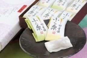 第20位 羽二重餅(福井)