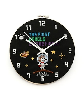 The Mint House × BEAMS/Peanuts CLOCK