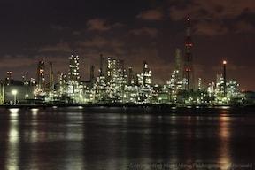首都圏の夜景ドライブ