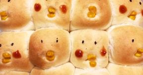ちぎりパンレシピ集初心者も簡単に作れる手ごねhb使用などall