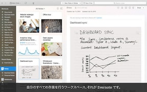 Evernote【Win・Mac・iOS・Android】