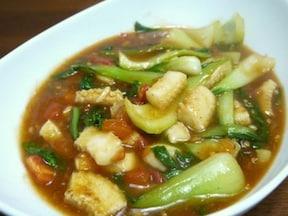 チンゲン 菜 レシピ 人気 子供