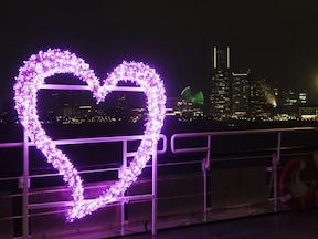 デートや記念日におすすめ!横浜港をクルージングしながらブッフェを
