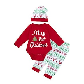 4c2cc0a3e46a6 赤ちゃんのクリスマスプレゼントに!3000円以内の優秀ベビー服|All ...