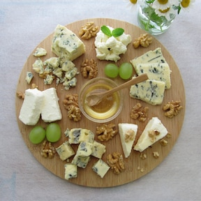 Cheese on the tableのWeb限定「はちみつとチーズのセット」