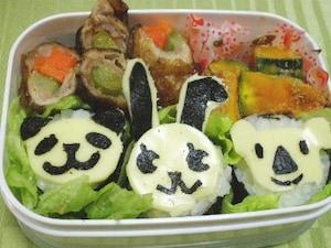 初めての人でも簡単に作れる幼稚園のお弁当!