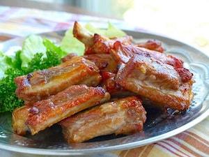 肉男専科ベトナム風スペアリブ